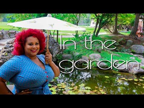 """""""In The Garden"""" - Sonnenberg Gardens, Finger Lakes Wine Center"""