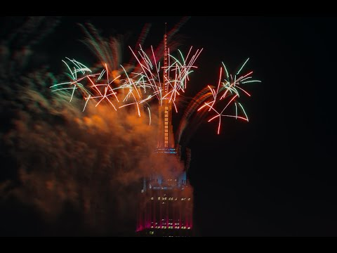 New York City July 4th Fireworks Spectacular Like Never Befo