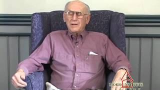 Leavitt Korean War veteran U.S. Army Natick Veterans Oral History Project YouTube sharing