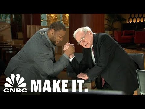 NFL Star Ndamukong Suh Shares The Best Thing He's Learned From Warren Buffett | CNBC Make It.