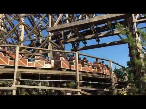 Six Flags Great Adventure & Safari Off Road 4 (4K) El Toro 8242016