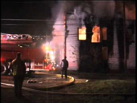 October 19, 2009 Massillon, Ohio Structure Fire