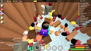 Roblox:Booga Booga Opeining omg chest crystal chest and mag chest