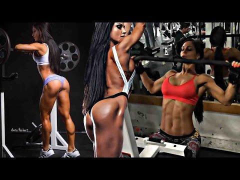 ANITA HERBERT Fitness Model Workourt to gain muscle Fitness Motivation