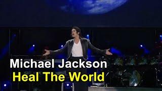 Download lagu Michael Jackson - Heal The World - Live in Munich 1997 HD