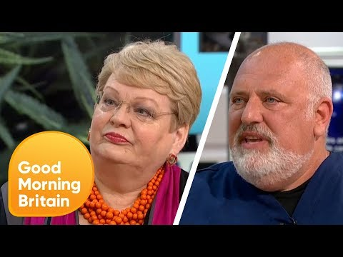 Should Cannabis Be Legalised for Medicinal Purposes? | Good Morning Britain