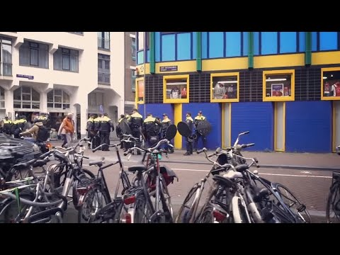 S3 E1: Caught in a RIOT! Amsterdam, Netherlands Travel Guide