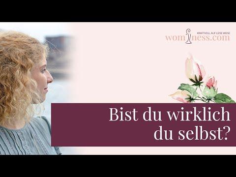 Vlog 7 - Bist Du Wirklich Du Selbst? | Hochsensibel | Introvertiert | Wominess.com