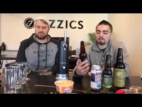 Big Beer Friday #17 - Sunny & 79, Townie, Imperial Zig Zag, Hazlenut Chocolate Imperial Stout