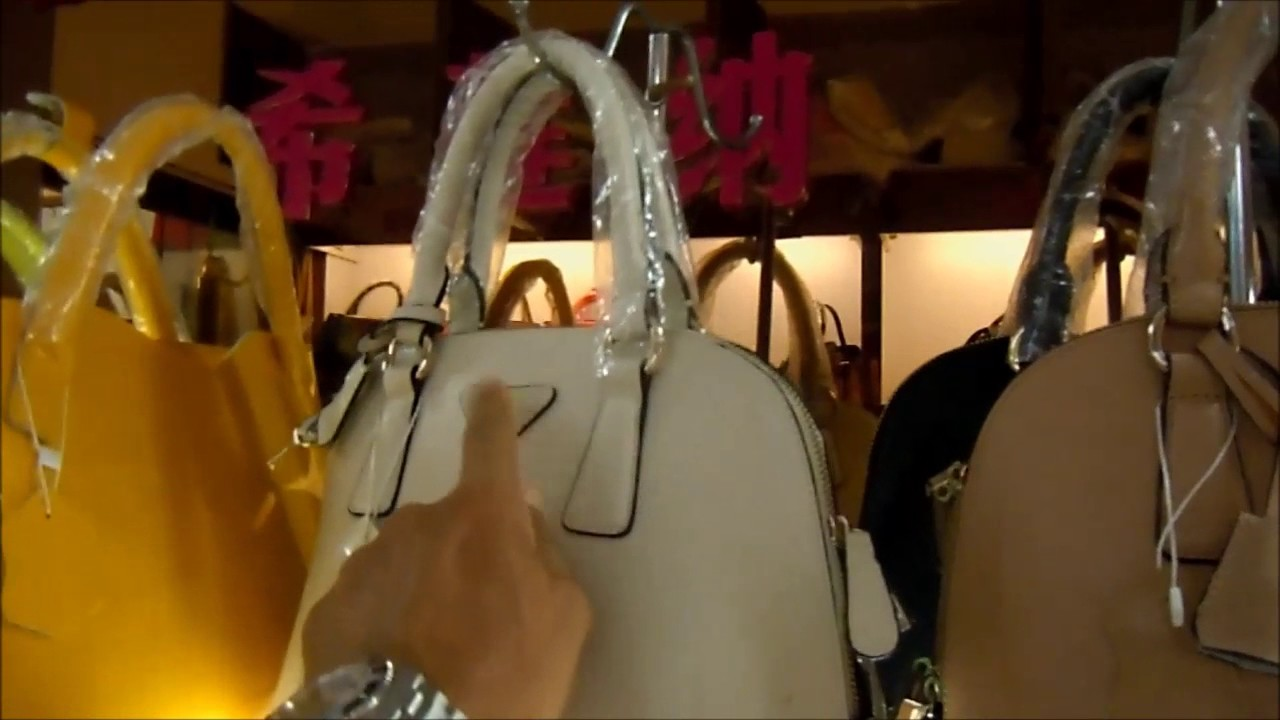 China Ping Fake Bags Are Bargains Why You Should Avoid Chinese Knock Offs