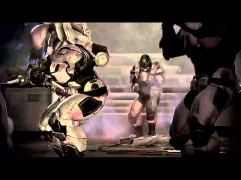 Mass Effect 3 Gameplay Trailer E3
