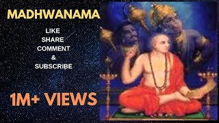 Madhwanama song