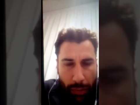 Lorik Cana flet per Unikkatil dhe Noizy | Ne Instagram Live