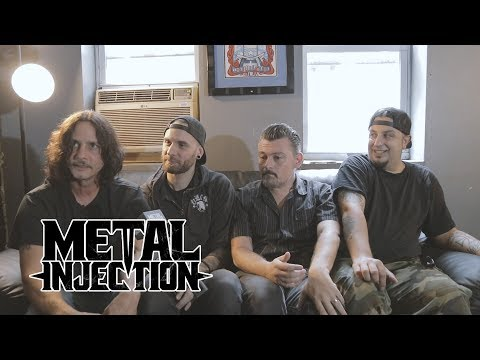 SILVERTOMB On The Band Name, Drunk Stories And More! | Metal Injection