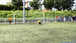 Finale U13 - EVEIL VAULX Seance tirs aux buts