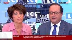 Interview de François Hollande, ancien président de la République