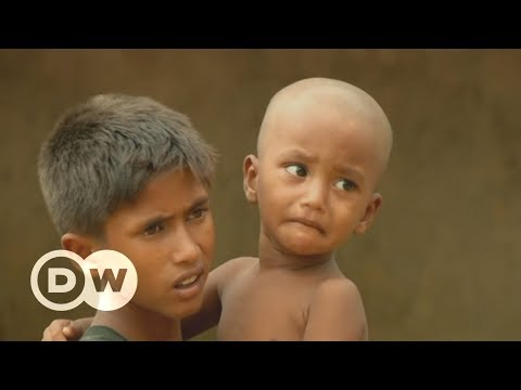 Rohingya refugees in Bangladesh desperate for aid | DW English