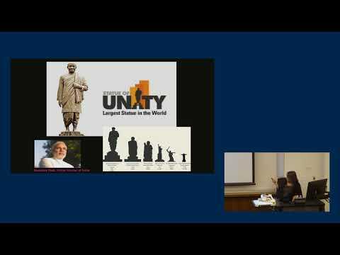 """Minimum Government, Maximum Governance"": Modi's Statue of Unity and the Sense of Scale"