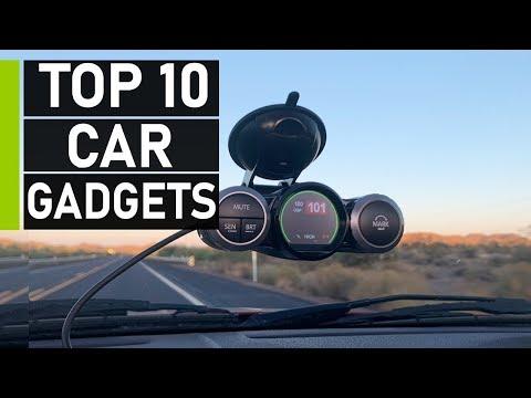Top 10 Useful Car Gadget & Accessories You Should Have Part - 3