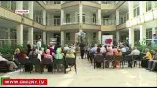 Творческая интеллигенция республики поздравила с юбилеем Ялимхана Хасбулатова