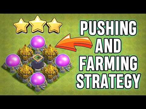 TH9 3 Star Farming Attack Strategy 2018 | Clash of Clans