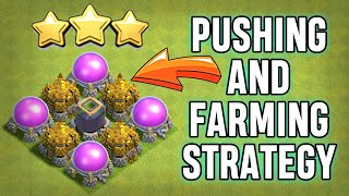 TH9 3 Star Farming Attack Strategy 2018   Clash of Clans