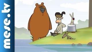 Log Jam - Horgászat (rajzfilm)