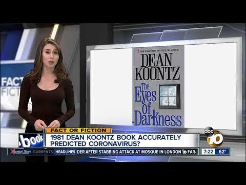 Dean Koontz Novel Predicted Coronavirus?