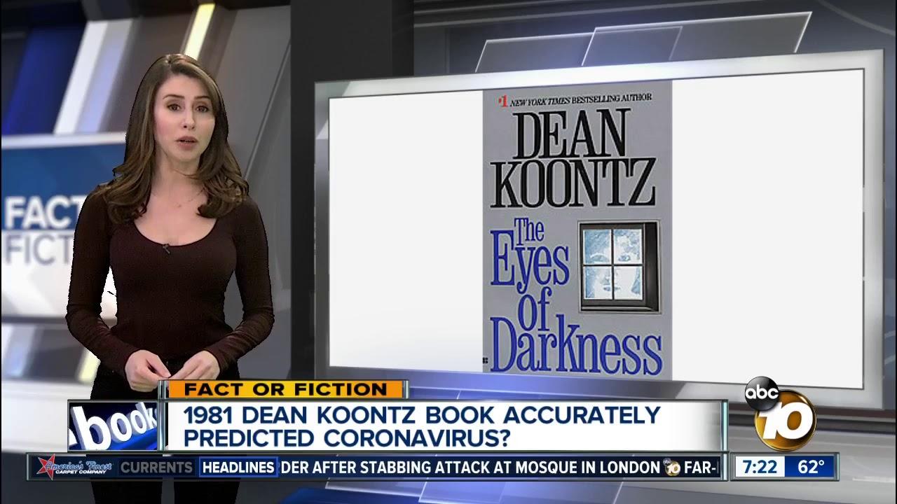 Coronavirus Predicted in 1981 Dean Koontz Novel!?