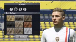 fIFA 17 - Customize  Create Player (HD) 1080p60FPS