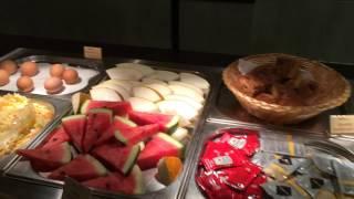 Вкусные и сытные завтраки в отеле