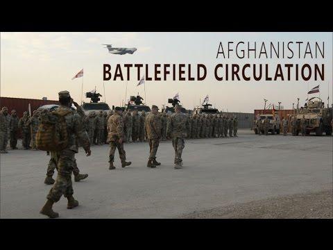 Afghanistan Battlefield Circulation 2016