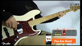 【PlanetShakers】 You Are Good 베이스 Bass Cover 【Fender Marcus Miller Jazz Bass】