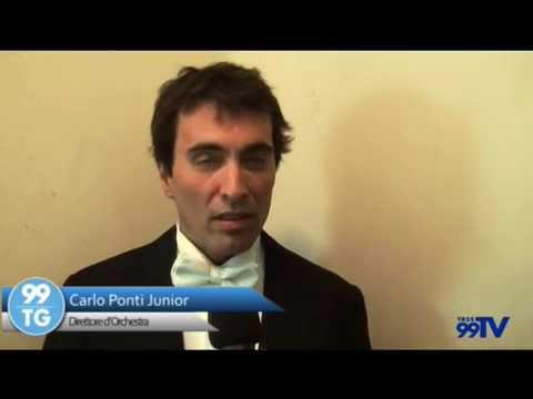 Intervista a Carlo Ponti Jr.