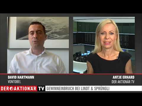 Zertifikate-Aktuell mit David Hartmann: Lindt & Sprüngli: Zu teuer für diese Zeiten? 22.07.2020