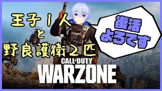 【CoD:WARZONE】新たな戦場へ。【VTuber】