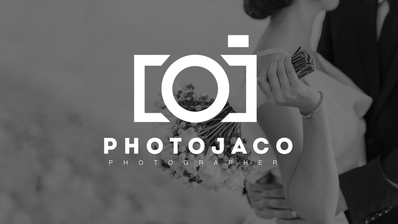 how to design a photography logo