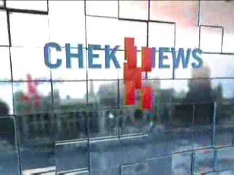 CHEK-TV - CHEK News at 11:00 open (2007)