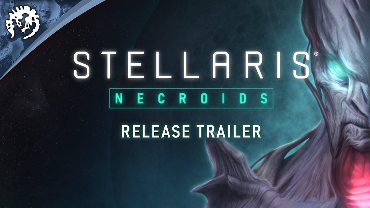 Stellaris: Necroids Species Pack | Release Trailer