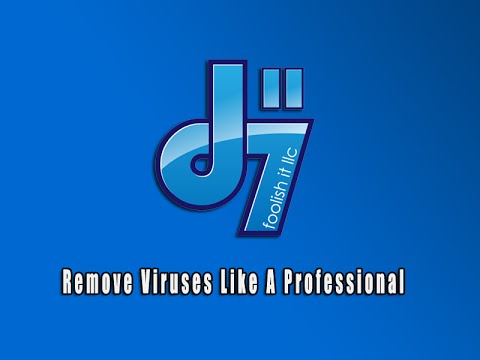 Remove Viruses Like A Professional