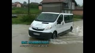 POPLAVE NA PODRUČJU OPĆINE LUKAVAC -15.05.14