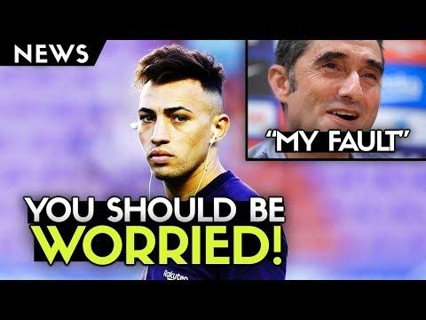 Munir Leaves for Sevilla! 🚨 *RED ALERT FOR VALVERDE!* Barcelona Transfer News - BugaLuis Mp3