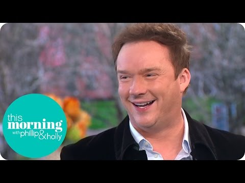 Russell Watson Sometimes Struggles Having His Daughter as His Assistant | This Morning