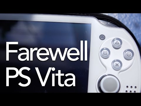 Goodbye to the PlayStation Vita | This Does Not Compute Podcast #22