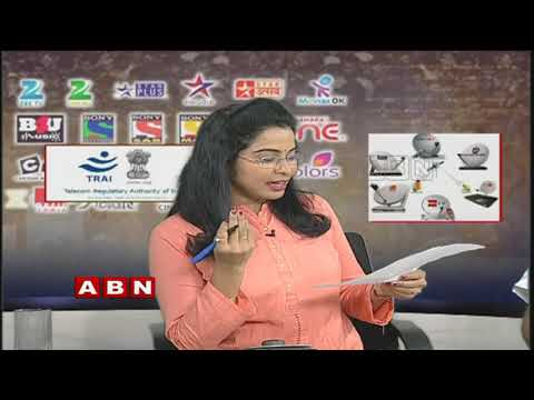 Discussion | TRAI Issues New Rules for DTH and Cable TV | Part 2 | ABN Telugu