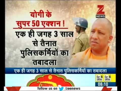 UP CM Yogi Adityanath takes 50 decisions without single Cabinet meet