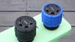 Tsunami Outdoor Waterproof Bluetooth Speaker
