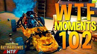 PUBG WTF Funny Moments Highlights Ep 102 (playerunknown's battlegrounds Plays)
