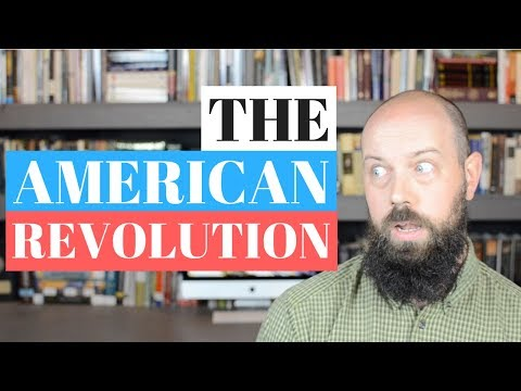 The American Revolution (U.S. History Review)