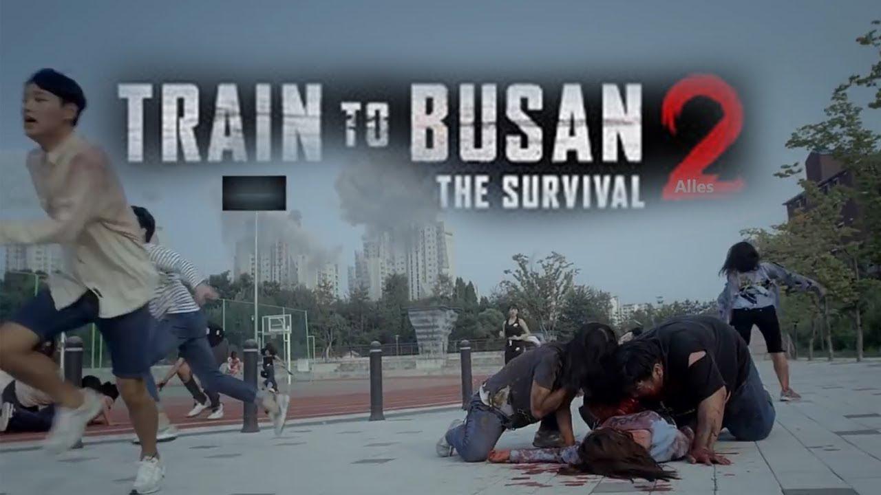 Train to Busan 2 Trailer 2018 - Movie HD